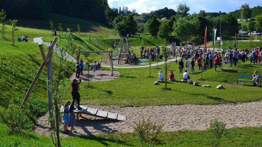 Generationenpark Marktgemeinde Jagerberg