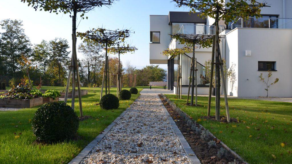 Privatgarten Haus P. Voitsberg