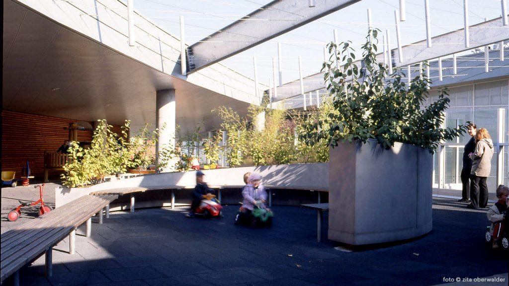 Kindergarten Hypo Alpe Adria Bank Klagenfurt