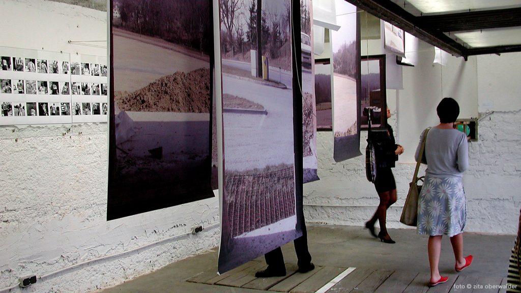 Ausstellungsbeteiligung europe cc – changing cities Haus der Architektur Graz mit Zita Oberwalder, E.d Gfrerer, Alfred Resch