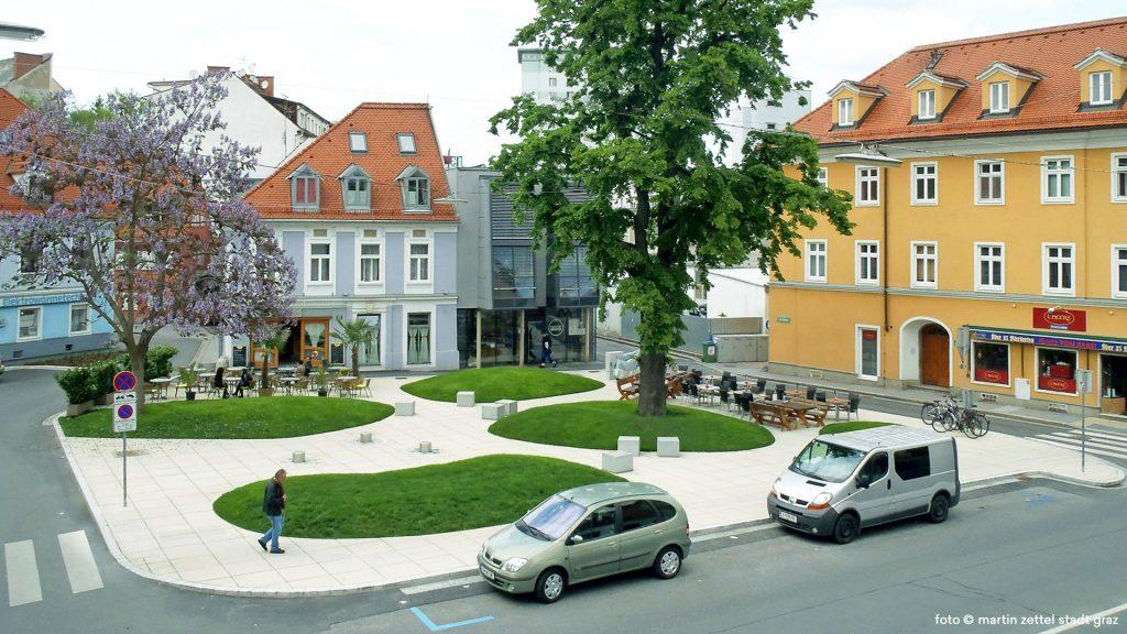 Lendplatzl Graz